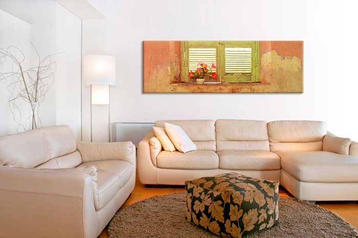 10 Top tips for decorating with canvas prints and wall art
