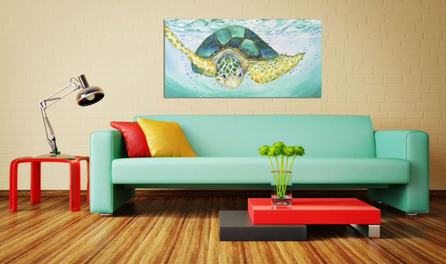 Art printed on canvas art canvas prints view larger image horizontal canvas print sciox Images