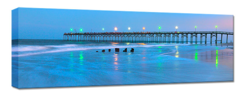 gallery wrapped photo print