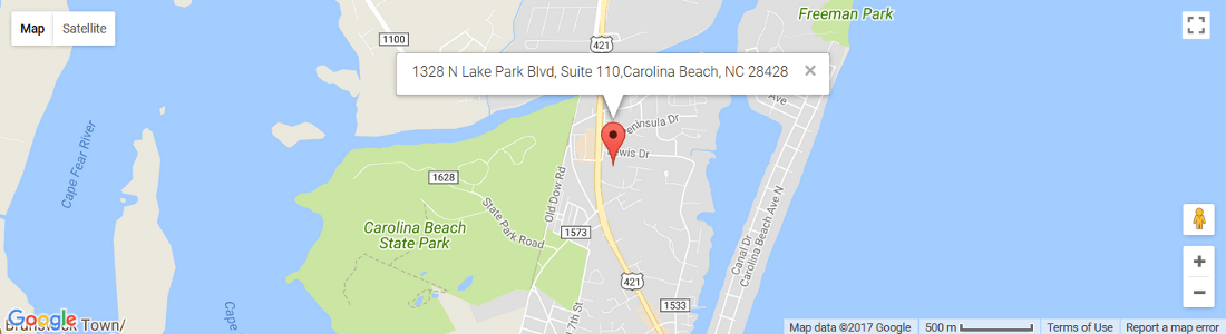 google maps for canvas giclee printing carolina beach nc