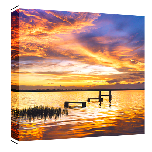 Canvas Print 1 1/2 In. Wrap