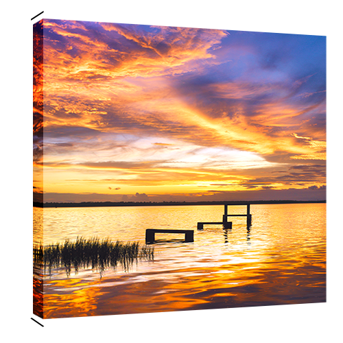 Canvas Print 3/4 in. Wrap