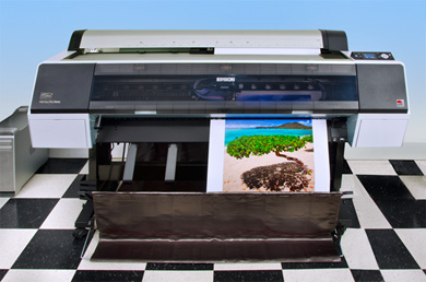Canvas Giclee Printing with Epson Printers