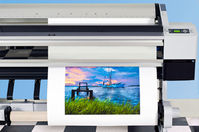 Photo Printing on Paper