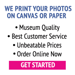 Get Started with Canvas Giclee Printing
