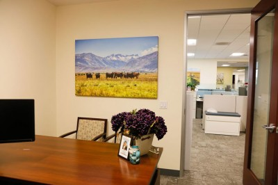 large wall art for office